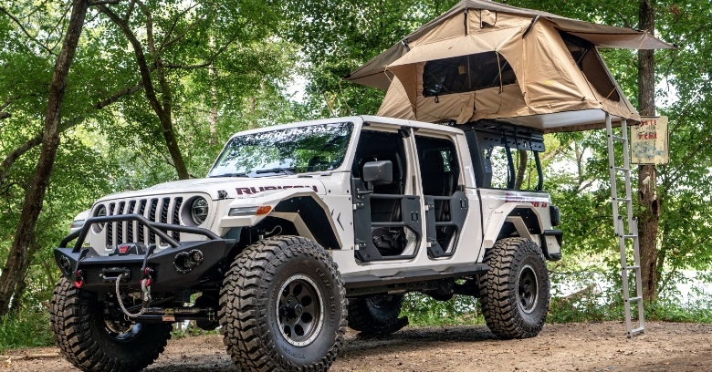 Fab_Fours_Overland_Racks_for_the_2020_Jeep_Gladiator-1